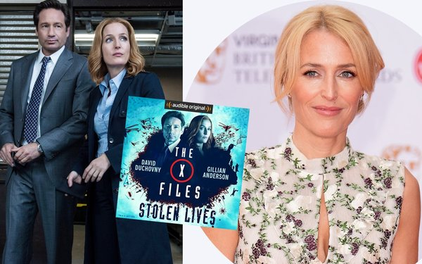 Sunday With: Gillian Anderson
