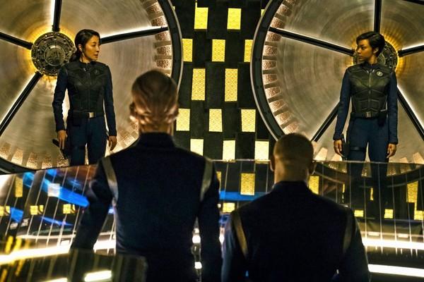 Crítica: 'Star Trek: Discovery' arranca con espectáculo y gran potencial