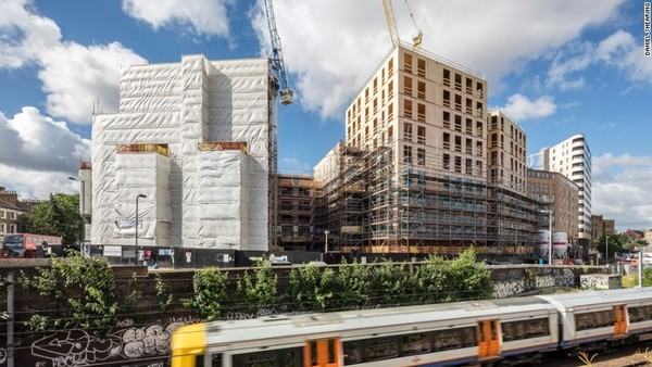 Timber high-rises: London architects fight climate change - Sep. 25, 2017