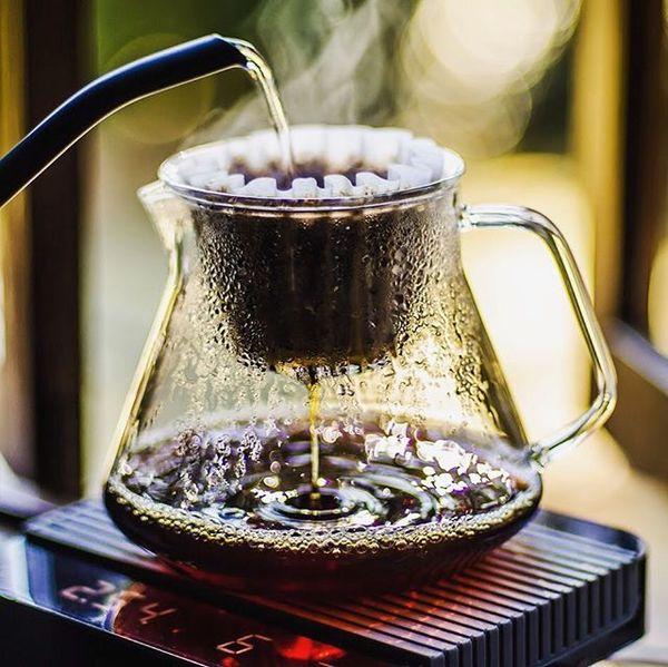 The Origin Decanter. Designed by Trinity Coffee Co.
