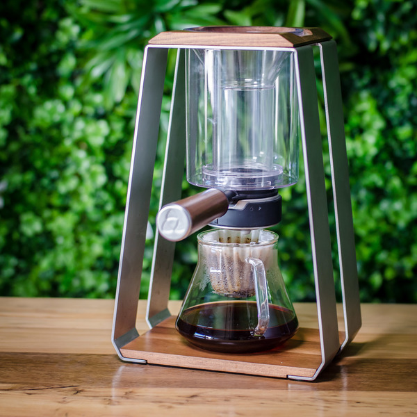 Use the Origin Decanter for Cold Drip and hands-free 'Percolator' mode.