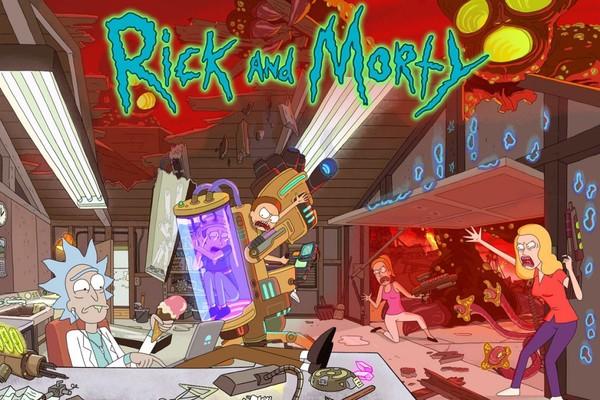 'Rick y Morty' eleva su apuesta aún más en la tercera temporada