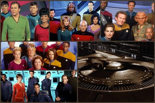 Guía de visionado de 'Star Trek' para vagos