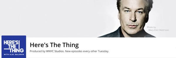 Der Podcast von Alec Baldwin