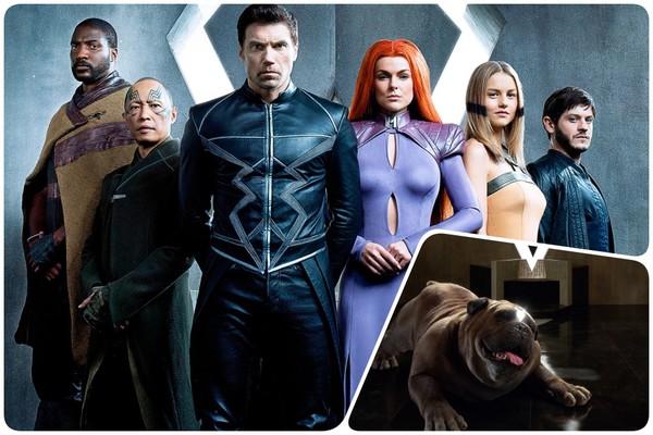 Crítica: 'Inhumans', planos y aburridos