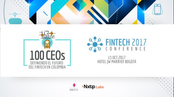 La última cumbre de Fintech del año en Colombia. 🔝