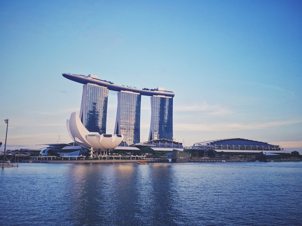 Singapore was one of my Top 3 places to visit, just before Dubai but after Seoul & South Korea