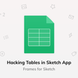 Hacking Tables in Sketch
