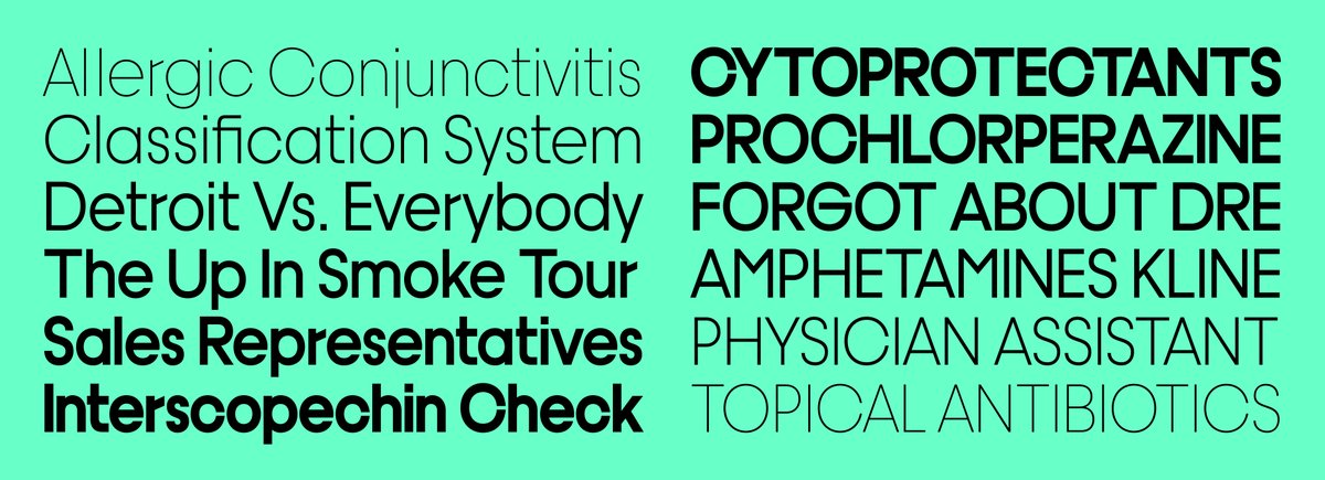 3 / The Visual History of Type is here! | Revue