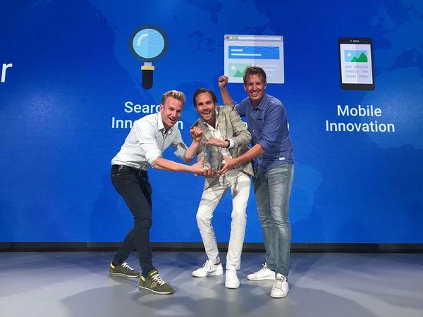 Adwise wint Google Global award en behoort wereldwijd tot digitale top