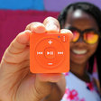 Mighty is like a Spotify-powered iPod Shuffle