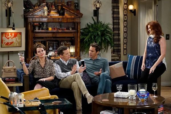 Crítica: 'Will & Grace' hace borrón y cuenta nueva en su regreso