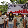 On the day of Gandhi Jayanti, Nahar residents celebrate SwachhataDivas with a silent protest march - POWAI INFO