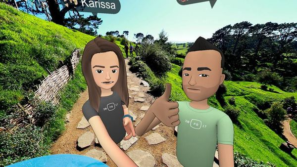 Facebook Spaces