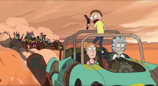 Crítica: 'Rick y Morty' 3x02 — 'Tras el rickazón verde'