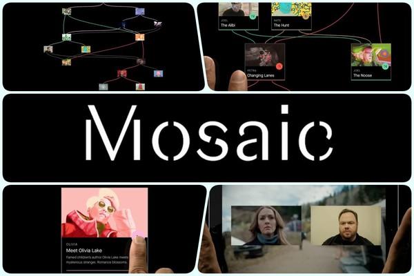 Sharon Stone protagoniza 'Mosaic', la miniserie interactiva de Steven Soderbergh