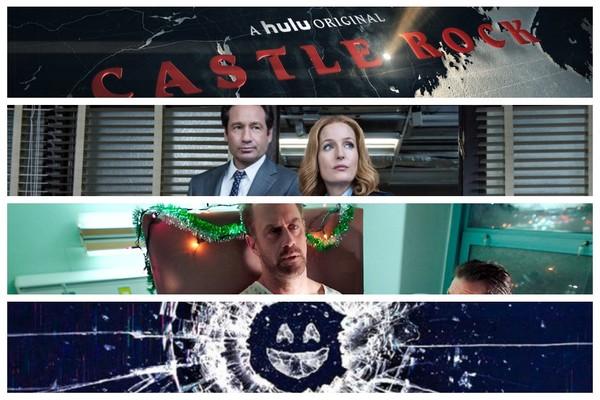 'Expediente X', 'Castle Rock' y todos los trailers de la Comic-Con de Nueva York