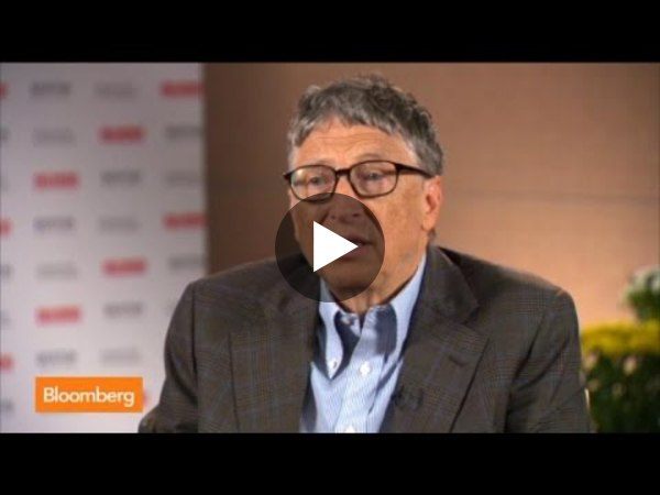 Bill Gates: Banks Can, Should Take the 'Unbanked' - YouTube