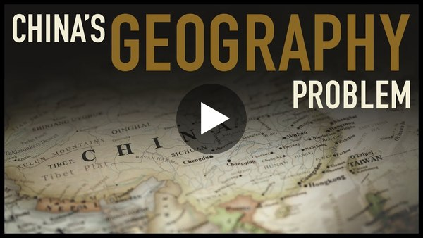 China's Geography Problem - YouTube