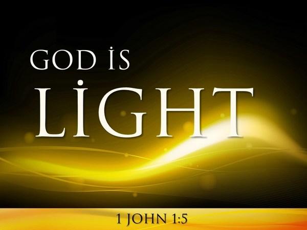 Image result for image God is light