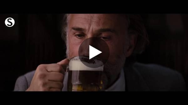 Django Unchained Beer Scene