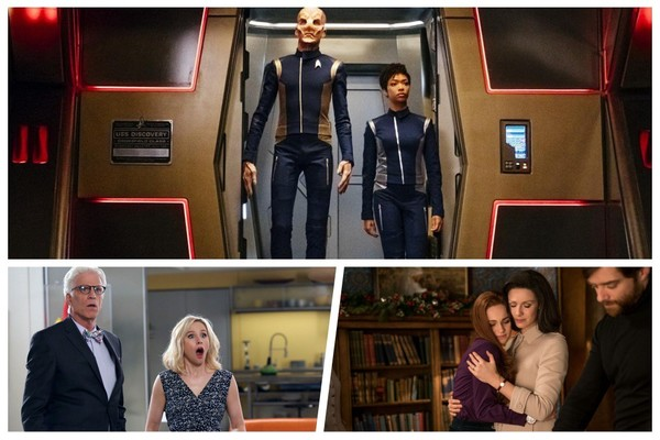 Power Rankings: 'Star Trek: Discovery' se afianza como la más vista en streaming