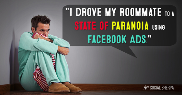 Pranking My Roommate With Eerily Targeted Facebook Ads