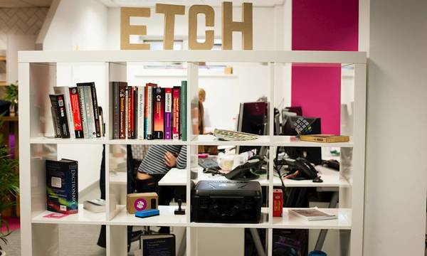 Etch announces acquisition of Big Radical