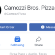 Facebook now lets you order food without leaving Facebook