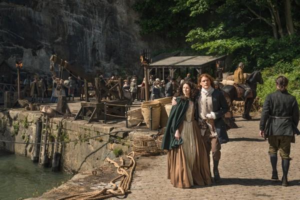 La ruta de 'Outlander' por Escocia en 7 visitas