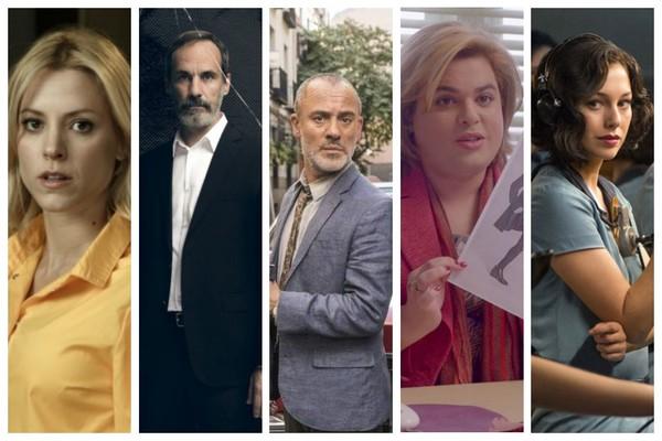 9 series españolas que muestran el nuevo estado de la ficción nacional