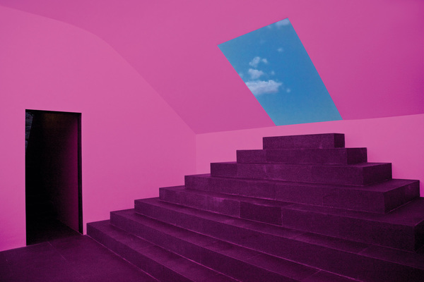 James Turrell's New York Times
