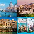 Enter the MASTERPIECE Mediterranean Cruise Sweepstakes