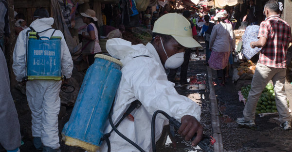 In A Single Week, Plague Cases More Than Doubled In Madagascar | HuffPost