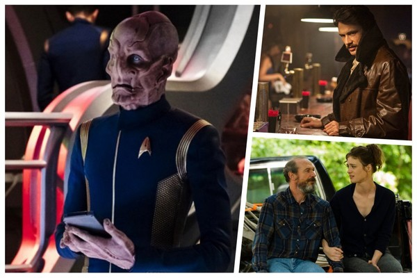 Power Rankings: 'Star Trek: Discovery' es, otra semana más, la más vista