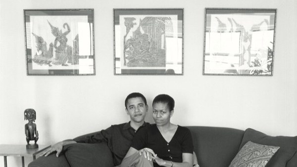 The Obamas: A Couple in Chicago | The New Yorker