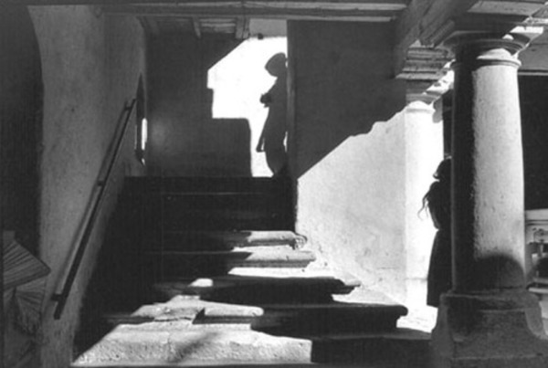 Photo: Henri Cartier-Bresson, Mexico, 1964