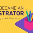 How I became an Illustrator by discovering a new dimension