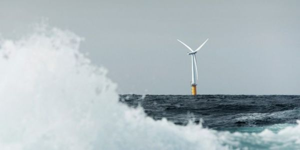 First floating wind farm, built by offshore oil company, delivers electricity | Ars Technica