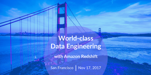 World-class Data Engineering with Amazon Redshift
