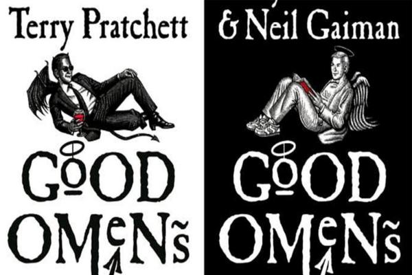 Todo lo que sabemos de 'Buenos Presagios', la nueva serie de Neil Gaiman