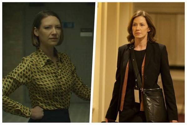 6 razones para darse cuenta que Anna Torv, y no Carrie Coon, está en 'Mindhunter'