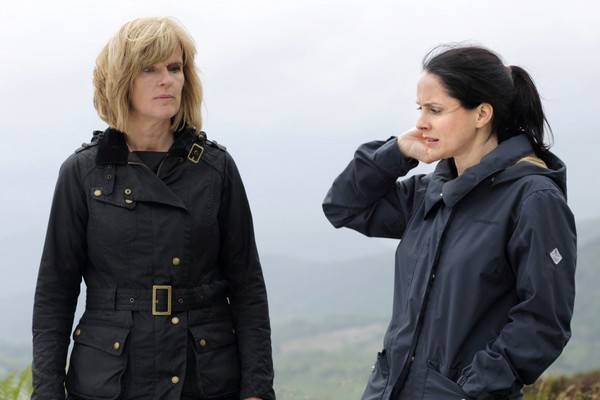 """Laura Fraser y Siobhan Finneran: """"El monstruo de 'Loch Ness' no está en el lago"""""""