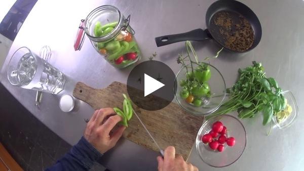 Groene Tomaat Fermenteren - YouTube