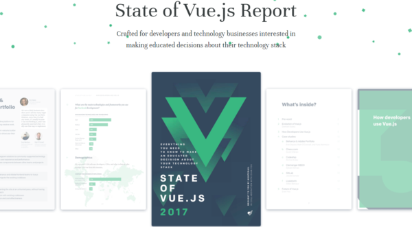 Vue js Feed - Issue #66: State of Vue js, new releases for vue