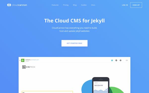 New CloudCannon Brand | CloudCannon