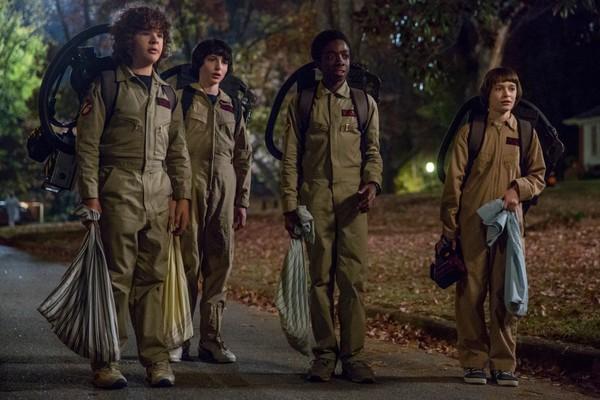 Crítica: 'Stranger Things' 2x01–05, bienvenidos de nuevo a Hawkins