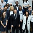 Emmanuel Macron makes bid for Silicon Valley on the Seine