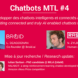 11/2 Chatbots MTL#4 - Smart and connected bots for 2018