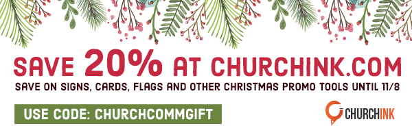Get this Exclusive Deal Only for Church Communicators #SponsoredAd